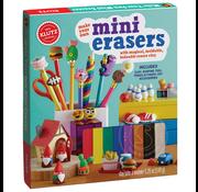 Klutz Klutz Make Your Own Mini Erasers