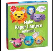 Klutz Klutz Make Paper Lantern Animals