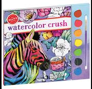 Klutz Klutz Watercolor Crush