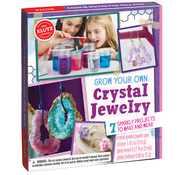 Klutz Klutz Grow Your Own Crystal Jewelry
