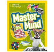 National Geographic National Geographic Kids Master-Mind Games, Tests, Puzzles