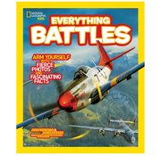 National Geographic National Geographic Kids Everything Battles