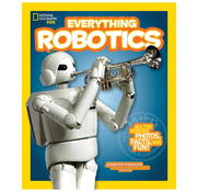 National Geographic National Geographic Kids Everything Robotics
