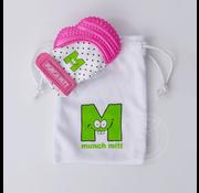 Munch Mitt Munch Mitt Pink