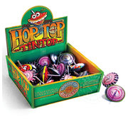 House of Marbles Hop Top Tin Spinning Top