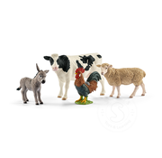 Schleich Schleich Farm World Starter Set