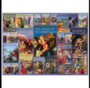 Cobble Hill Puzzles Cobble Hill Vintage Nancy Drew Puzzle 1000pcs
