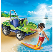 Playmobil Playmobil Surfer with Beach Quad RETIRED
