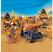 Playmobil Playmobil Egyptian Troop with Ballista RETIRED