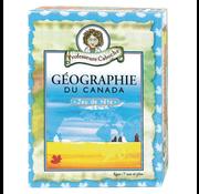 Professor Noggin's Professeure Caboche Géographie du Canada