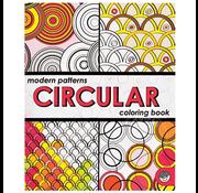 MindWare Mindware Modern Patterns Circular Coloring Book