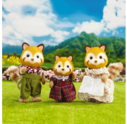 Calico Critters Calico Critters Red Panda Family