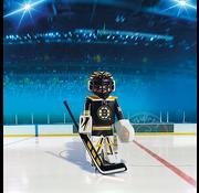 Playmobil Playmobil NHL Boston Bruins Goalie