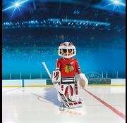 Playmobil Playmobil NHL Chicago Blackhawks Goalie