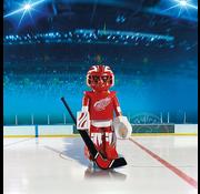 Playmobil Playmobil NHL Detroit Red Wings Goalie