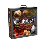 Family Games Cathedral Magnetic Travel Edition