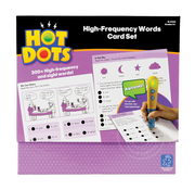 Educational Insights Hot Dots Flash Cards High Frequency Words