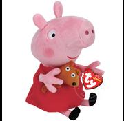 "TY TY Beanie Babies Peppa Pig 8"" Reg"