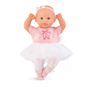 "Corolle Corolle Mon Premier Bebe Calin Ballerina 12"" Doll"