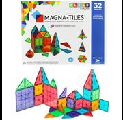 Magna-Tiles Magna-Tiles® Clear Colors 32 Piece Set
