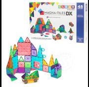Magna-Tiles Magna-Tiles® Clear Colors 48 Piece Deluxe Set