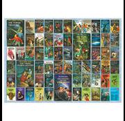 Cobble Hill Puzzles Cobble Hill Hardy Boys Books Puzzle 1000pcs