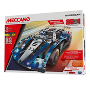 Meccano Meccano 25 Model Set - Supercar