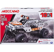 Meccano Meccano 10 Model Set - Race Truck