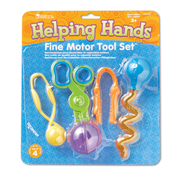 Learning Resources Helping Hands Fine Motor Tool Set