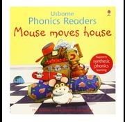 Usborne Books Mouse Moves House (Phonics Readers)