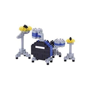 Nanoblock Nanoblock Drum Set