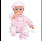 "Melissa & Doug Melissa & Doug Mine to Love Jenna 12"" Doll"
