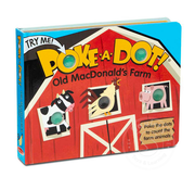 Melissa & Doug Melissa & Doug Poke-A-Dot Book Old MacDonald's Farm