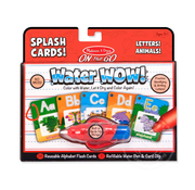 Melissa & Doug Melissa & Doug On the Go Water Wow! - Alphabet Splash Cards