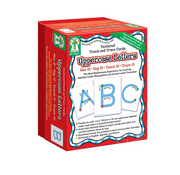 Key Education Textured Touch & Trace Cards Upper Case Letters