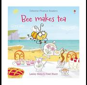 Usborne Books Bee Makes Tea (Phonics Readers)