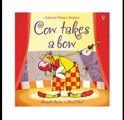 Usborne Books Cow Takes a Bow (Phonics Reader)
