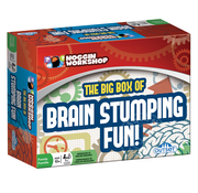 Professor Noggin's Noggin Workshop Big Box of Brain Stumping Fun