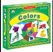 Carson Dellosa What Do You See? Colors