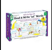 "Key Education Write On/Wipe Off Read & Write ""1st"" Words"