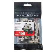 Nanoblock Nanoblock Giant Panda