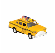 Schylling Pull Back Diecast Taxi