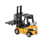 Schylling Pull Back DieCast Fork Lift Truck