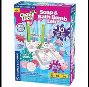 Thames & Kosmos Thames & Kosmos Ooze Labs: Soap & Bath Bombs