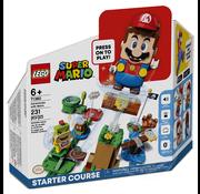 LEGO® LEGO® Super Mario Adventures with Mario Starter Course