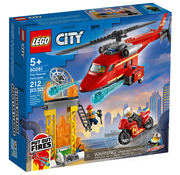 LEGO® LEGO® City Fire Rescue Helicopter