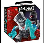 LEGO® LEGO® Ninjago Epic Battle Set - Zane vs. Nindroid