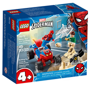LEGO® LEGO® 4+ Marvel Spider-Man Spider-Man and Sandman Showdown