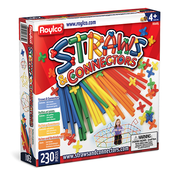 Roylco Straws & Connectors 230pcs