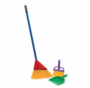 Schylling Children's Junior Helper Broom Set